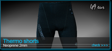 neoprene thetmo shorts