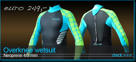 overknee wetsuit for watersports