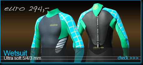 neoprene wetsuit for watersports