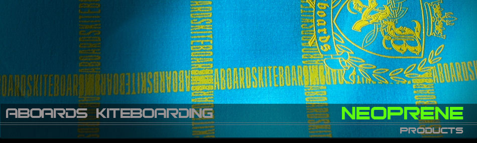 Aboards Kiteboarding neoprene products for watersports