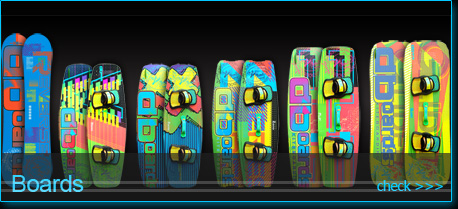 ABoards Kiteboarding boards collection 2013