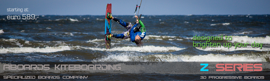 freeride kiteboard Z-series